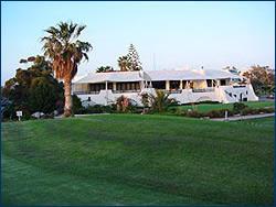 Golf course El Kantaoui